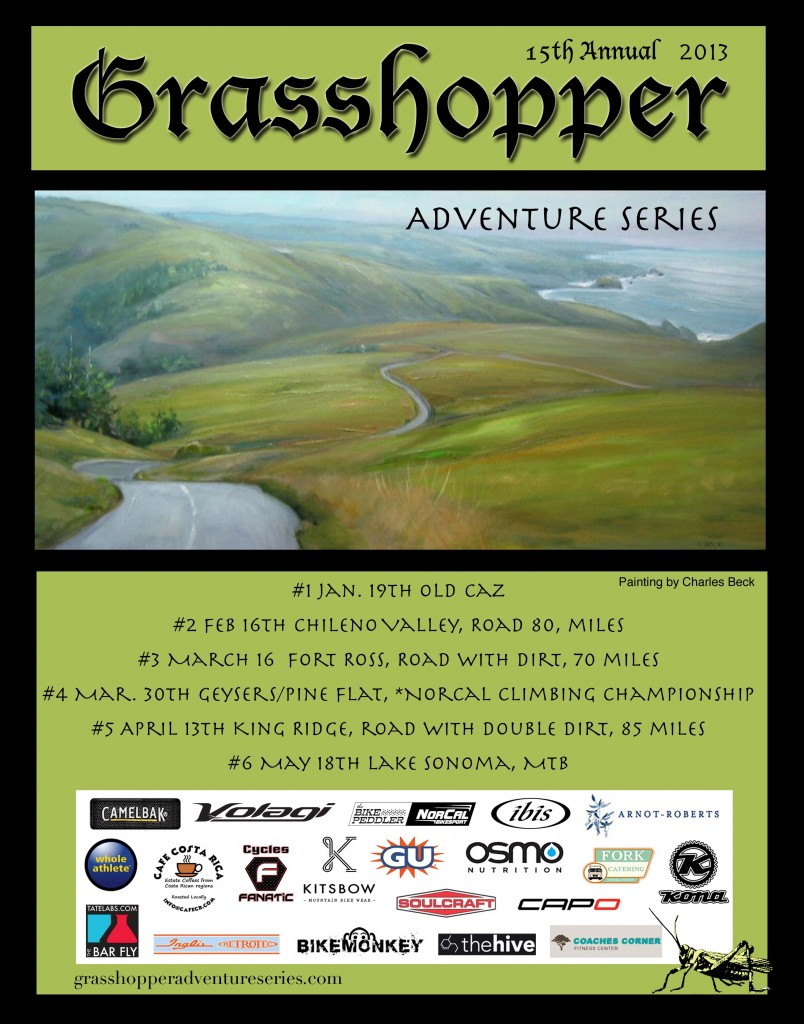 Grasshopper Adventure Series 2013