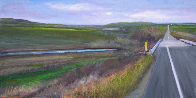 lonely road (estero) 18x36